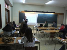 Encontro com o escritor Lídio Araújo 1