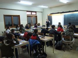 Encontro com o escritor Lídio Araújo 4
