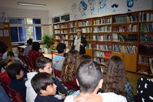 Encontro com a escritora Irene Lucília 5