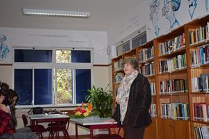 Encontro com a escritora Irene Lucília 6